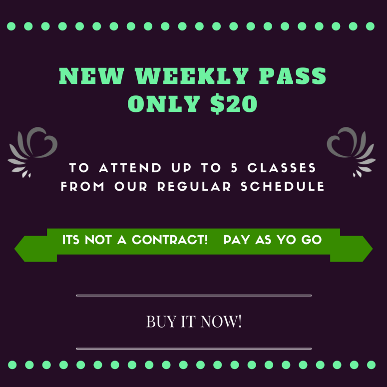 new weekly pass instagram
